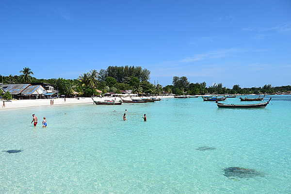 The Best Koh Lipe Beaches